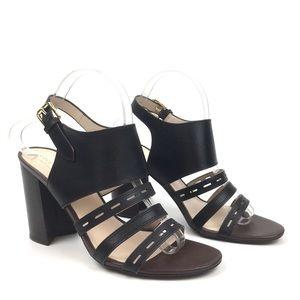 Cole Haan strappy block heel sandal lavelle
